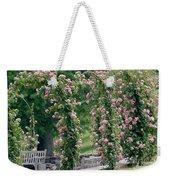 Rose Arbor Weekender Tote Bag