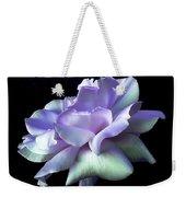 Rose Awakening Floral Weekender Tote Bag by Jennie Marie Schell