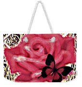 Rose By Any Other Name Weekender Tote Bag