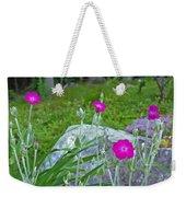 Rose Campion Weekender Tote Bag
