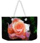 Rose Colored Weekender Tote Bag