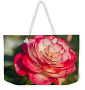 Rose Delight Weekender Tote Bag