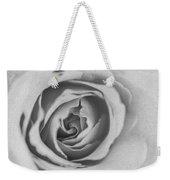 Rose Digital Oil Paint Weekender Tote Bag