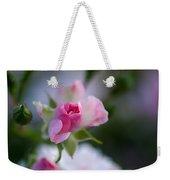 Rose Emergent Weekender Tote Bag
