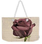Rose En Variation - S02c3t3a Weekender Tote Bag