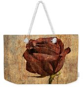Rose En Variation - S22ct05 Weekender Tote Bag