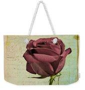 Rose En Variation - S23ct06 Weekender Tote Bag