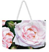 Rose Encounters Weekender Tote Bag