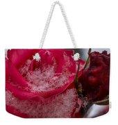 Rose Flakes 1 Weekender Tote Bag