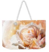 Rose For A Unicorn Weekender Tote Bag
