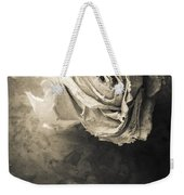 Rose From Another Day Weekender Tote Bag