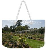 Rose Garden At The Huntington Library Weekender Tote Bag