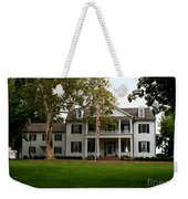 Rose Hill Manor Weekender Tote Bag