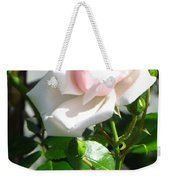 Rose Named Pearl Weekender Tote Bag