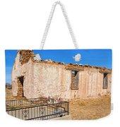 Rose Of Lima Chapel Weekender Tote Bag
