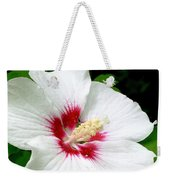 Rose Of Sharon # 1 Weekender Tote Bag