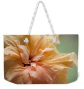 Rose Of Sharon. Hibiscus Weekender Tote Bag