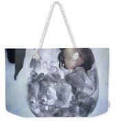 Rose On The Rocks Weekender Tote Bag by Joana Kruse