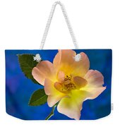 Rose Portrait Weekender Tote Bag