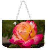 Rose Rainbow Sorbet Weekender Tote Bag