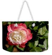 Rose Ruffles Weekender Tote Bag