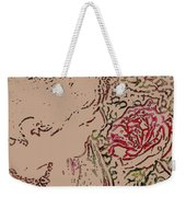 Rose Smell Weekender Tote Bag