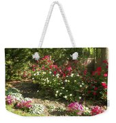 Rose Splender Weekender Tote Bag