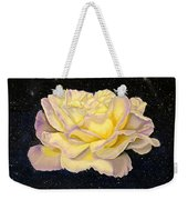 Rose Stars Weekender Tote Bag
