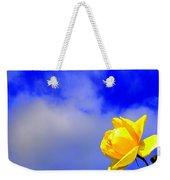 Rose To The Sky Weekender Tote Bag