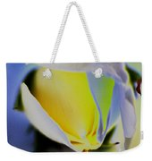 Rose Yellow Weekender Tote Bag