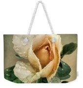 Rosebud After The Rain Weekender Tote Bag