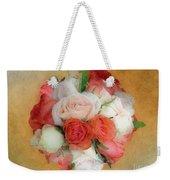 Roses Antiqua Weekender Tote Bag