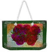 Roses- Featured In Beautiful Roses And Comfortable Art Groups Weekender Tote Bag
