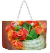 Roses Weekender Tote Bag