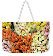 Roses 01 Weekender Tote Bag