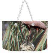 Rosey - 3d Weekender Tote Bag