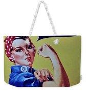 Rosie Weekender Tote Bag
