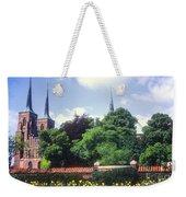Roskilde Cathedral Weekender Tote Bag