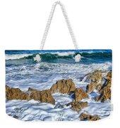 Ross Witham Beach Stuart Florida Weekender Tote Bag