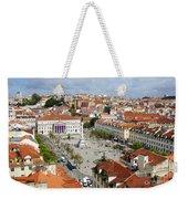 Rossio Square Weekender Tote Bag