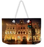 Rossio Train Station Weekender Tote Bag
