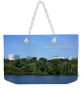 Rosslyn Above Roosevelt Weekender Tote Bag