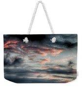 Rosy Clouds Weekender Tote Bag