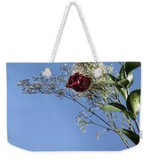 Rosy Reflection - Right Side Weekender Tote Bag