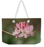 Rosy Rhododendron Weekender Tote Bag