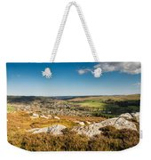 Rothbury Town From The Terraces Weekender Tote Bag