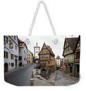 Rothenberg, Germany Weekender Tote Bag