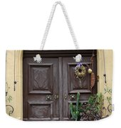 Rothenburg Ob Der Tauber Door  Weekender Tote Bag