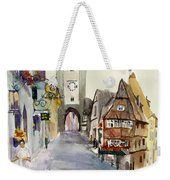 Rothenburg Weekender Tote Bag