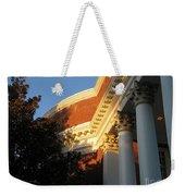 Rotunda At The University Of Virginia Weekender Tote Bag